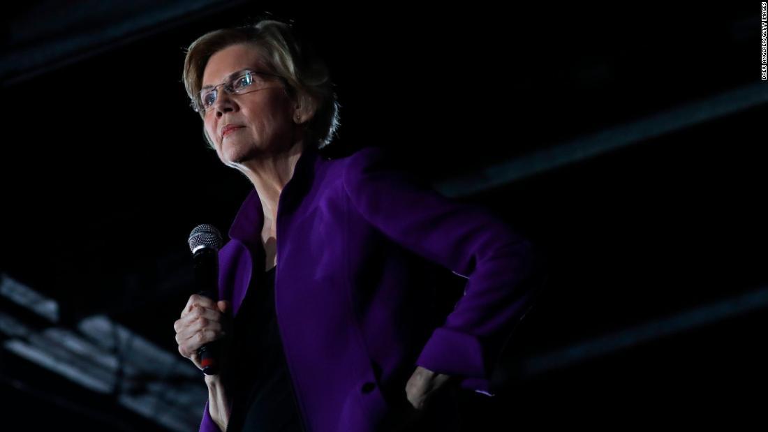 BREAKING: Sen. Elizabeth Warren says the House should start impeachment proceedings for President Trump https://cnn.it/2Xt4xxa