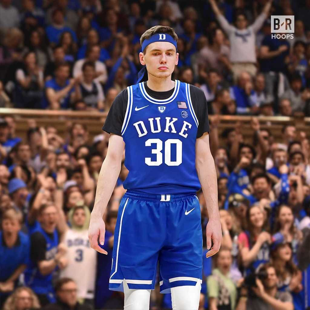 Top-10 recruit Matthew Hurt just committed to Duke. He joins Vernon Carey Jr, Wendell Moore and Boogie Ellis.