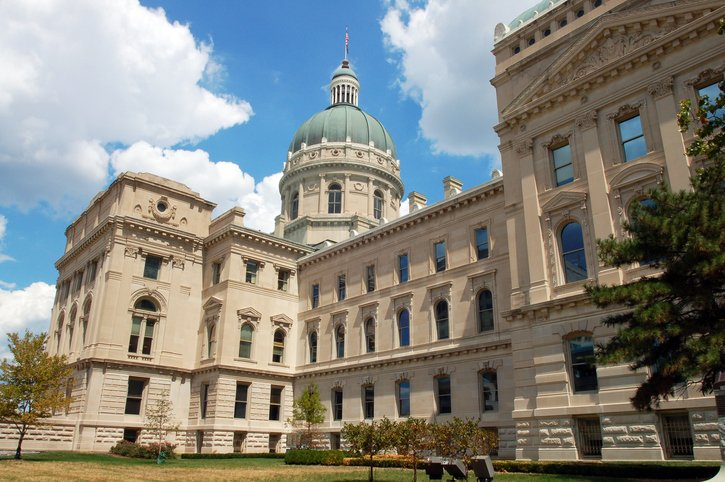 A #schoolsafety bill faces unexpected hurdles at #INLegis as negotiators address concerns about a @CDCgov youth survey: https://bit.ly/2GuMUY6