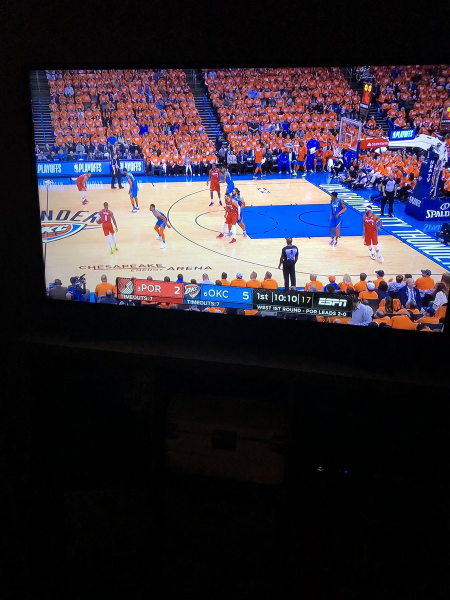 Ok ok I listened to the people. But thankfully have a snug 4-5 matchup in the East on ABC and Fox Sports Wisconsin on previous. #ALotOfHype #BlazersSweep? #SethCurry #RodneyHood #Duke