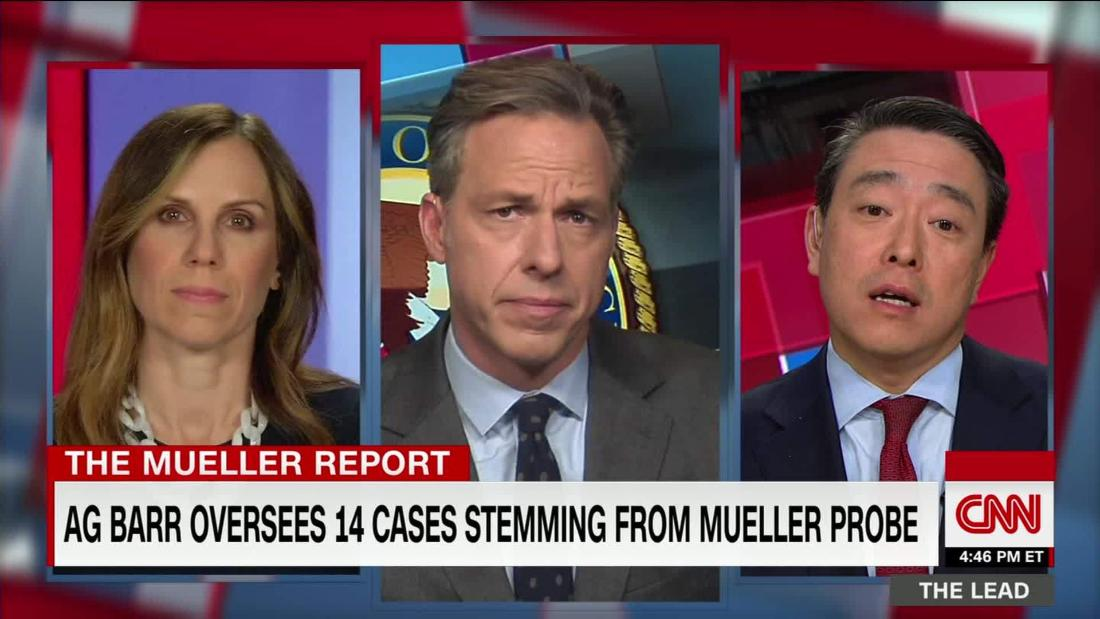 How Trump dodged one-on-one interview with Mueller @JenGRodgers and Joon Kim on @TheLeadCNN https://cnn.it/2GwwSwO