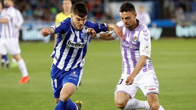 Sport TV's photo on El Alavés