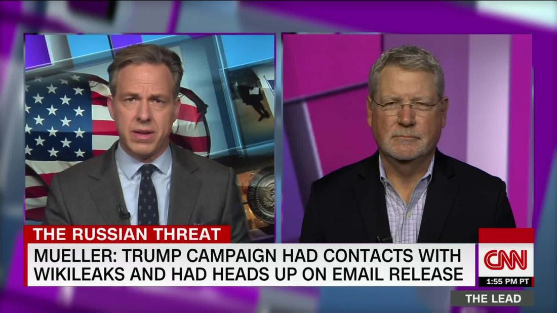 Fmr CIA Moscow Chief believes U.S. Intel agencies still conducting counterintelligence investigations of Trump @StevenLHall1 on @TheLeadCNN https://cnn.it/2Pj18hs