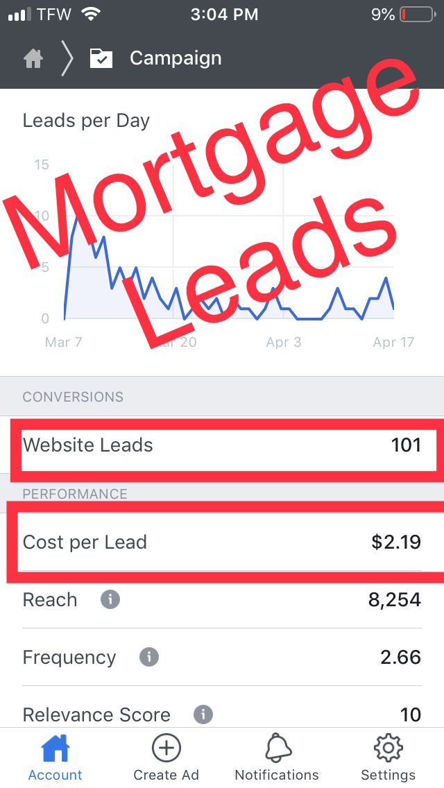 This is for a loan officer in Milwaukee ⁣ He&#39;s now a member of the 100 lead club ⁣⁣ These are EXCLUSIVE, long form leads⁣⁣ from nurses looking to purchase a home ⁣⁣ We ask for credit score, monthly income, when they plan to move, price point, etc⁣⁣  #loanofficer <br>http://pic.twitter.com/mPnXDHS1Vm