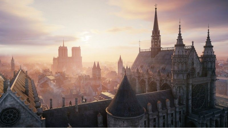 Game Informer's photo on Notre-Dame
