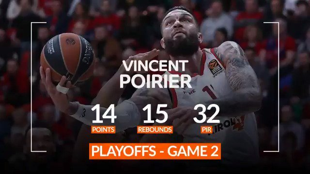 The MVP of The Playoffs, Game 2  @viinze_17P puts in one of his BIGGEST performances of the season 💥  #GameON