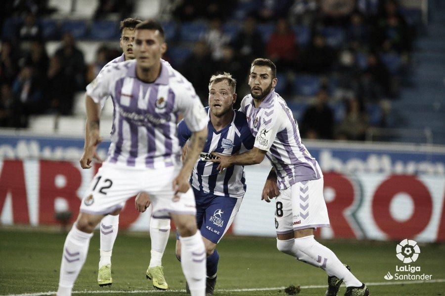 Real Valladolid VAVEL's photo on El Alavés