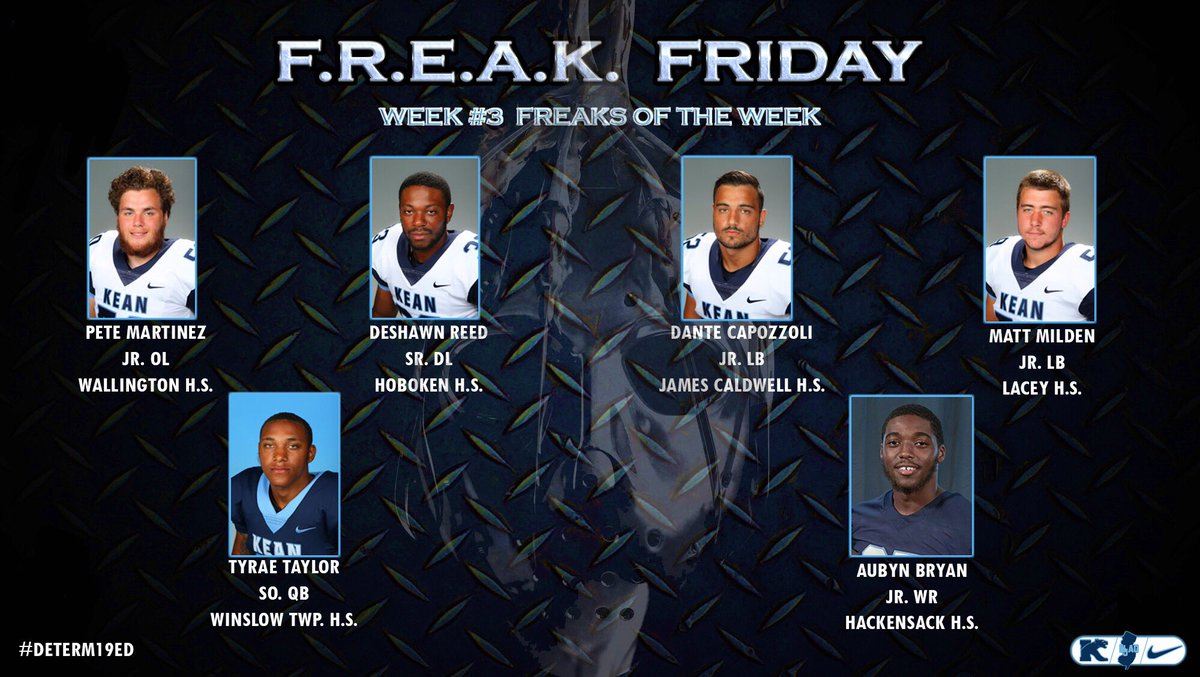 F.R.E.A.K. FRIDAY Winners for Week #3. FREAKS OF THE WEEK  #KUlture #RelentlessEffort #Cougar<br>http://pic.twitter.com/zBpl7euY9L