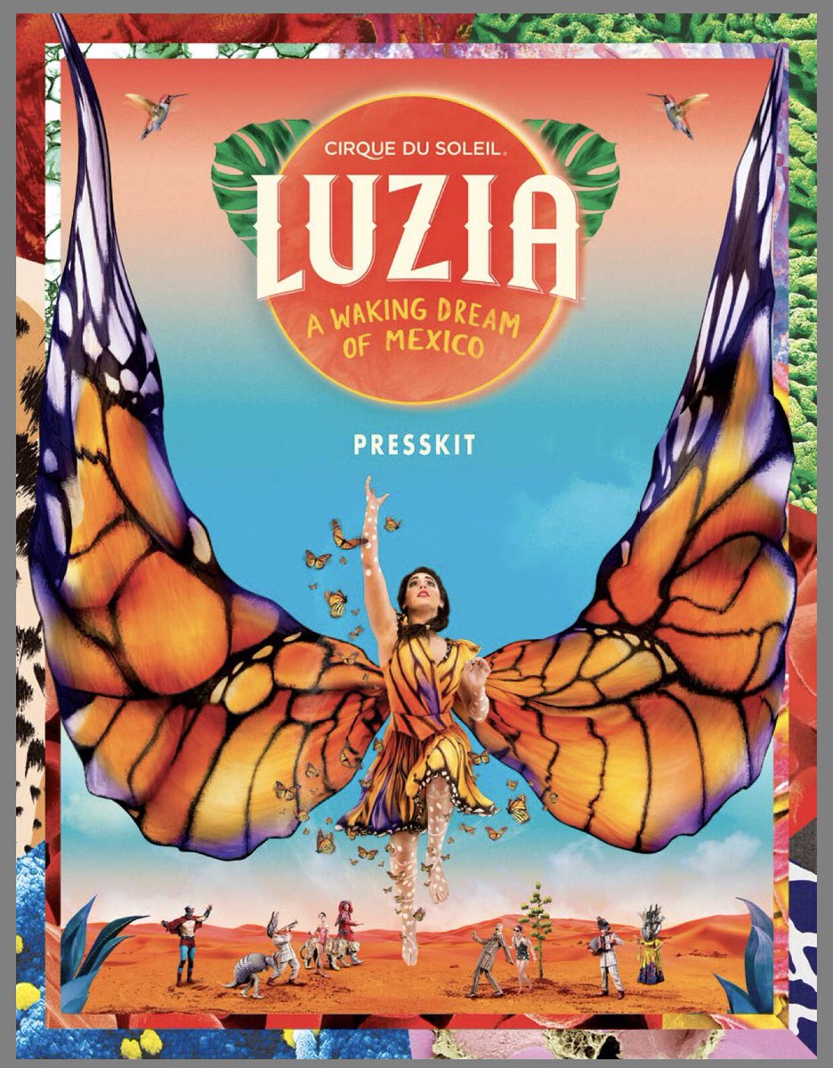 On our way to #Luzia thanx to @Cirque! https://t.co/CcdHsuiP1u