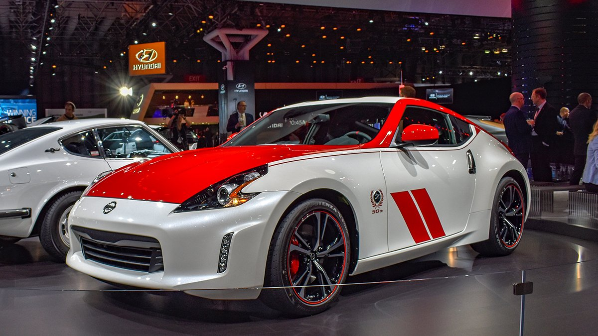 #NYIAS is speeding into opening weekend. Take a peek at all the gorgeous new debuts from this week. What are you most excited to see at the @javitscenter? @Nissan @Bugatti @Kia @GenesisUSA