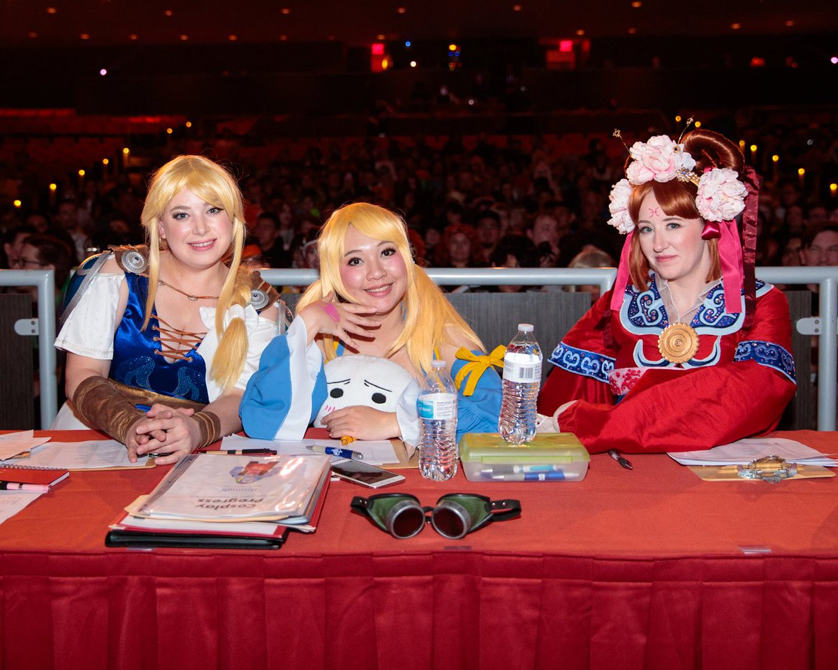 We will be announcing our 2019 Cosplay Judges / Guests very soon. We are bringing out two US based judges and one international guest this year.  #sanjapan #sanjapanXII