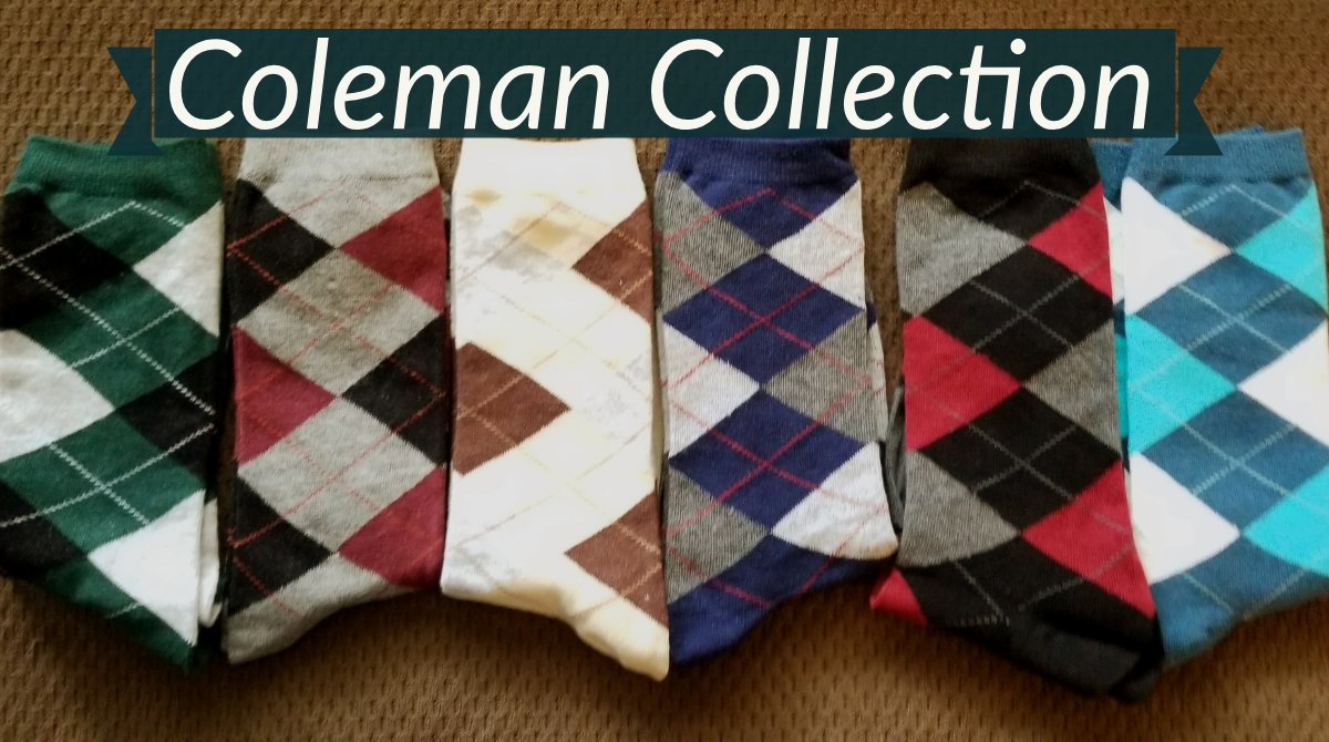 Mailbox surprise today. Got my 6pk of footwear from @mycolemancol. Soft, affordable, and flat out stylish socks. Help support a young boss with his first but definitely not last business. Lay down a $20 to get all six and up your #sockgame   https:// mycolemancollections.com / &nbsp;  <br>http://pic.twitter.com/dyz7U1ILwM