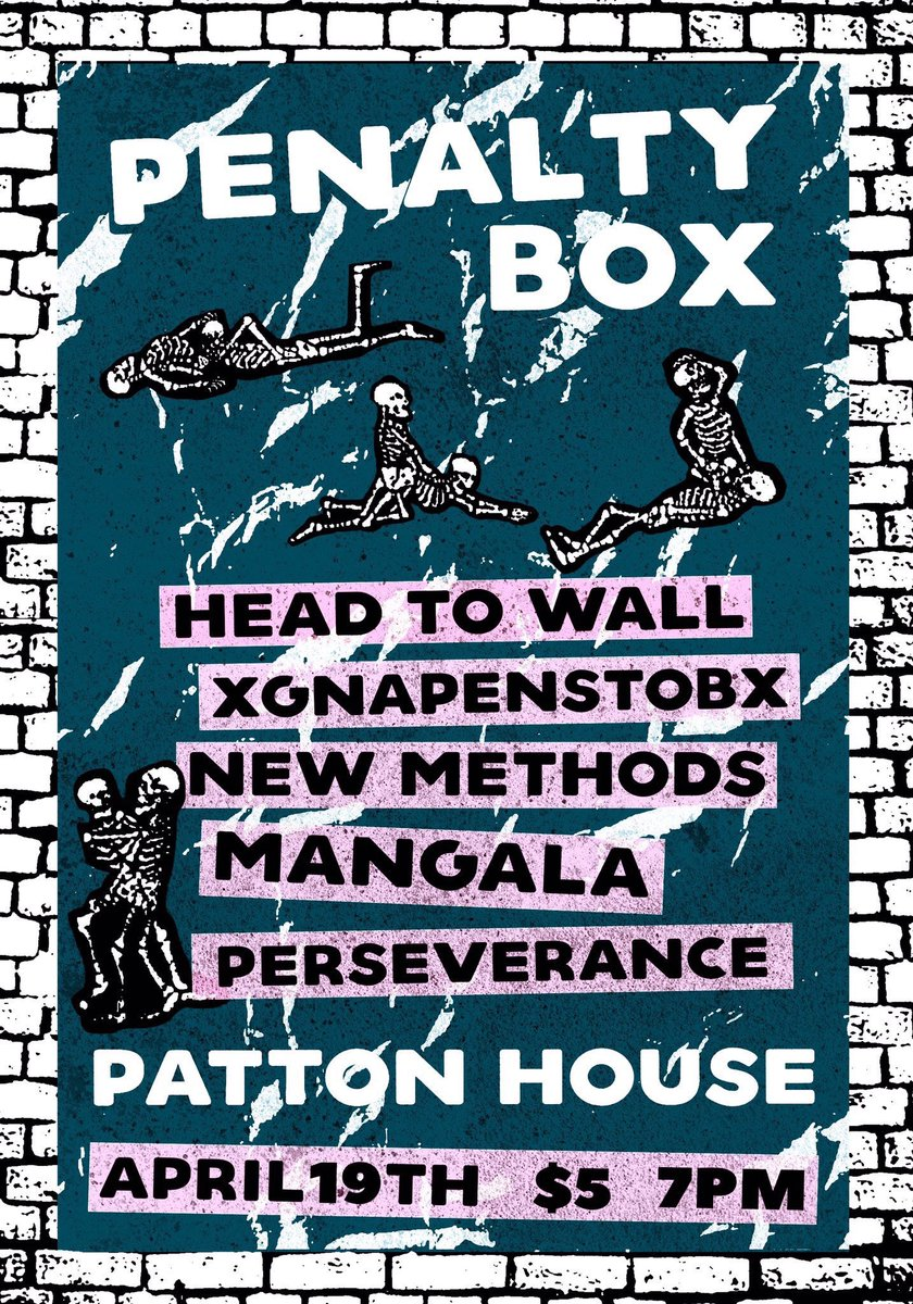 .@NewMethodsHC is in Austin tonight! Show starts soon and is just $5.