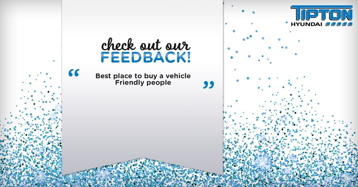 Happy #FeedbackFriday! Thank you for your kind words! They give us a great #FridayFeeling! https://t.co/m5dC5Tk5pK