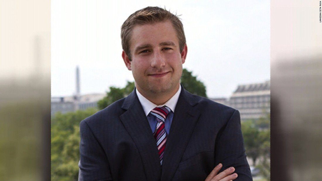 0f6428cbeb1d0 after the mueller report was released the brother of seth rich called on  those who pushed