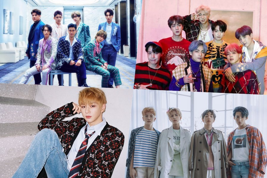 #BTS, #SuperJunior, And More Come Out On Top In #TheFactMusicAwards Online Voting Categories soompi.com/article/131890…