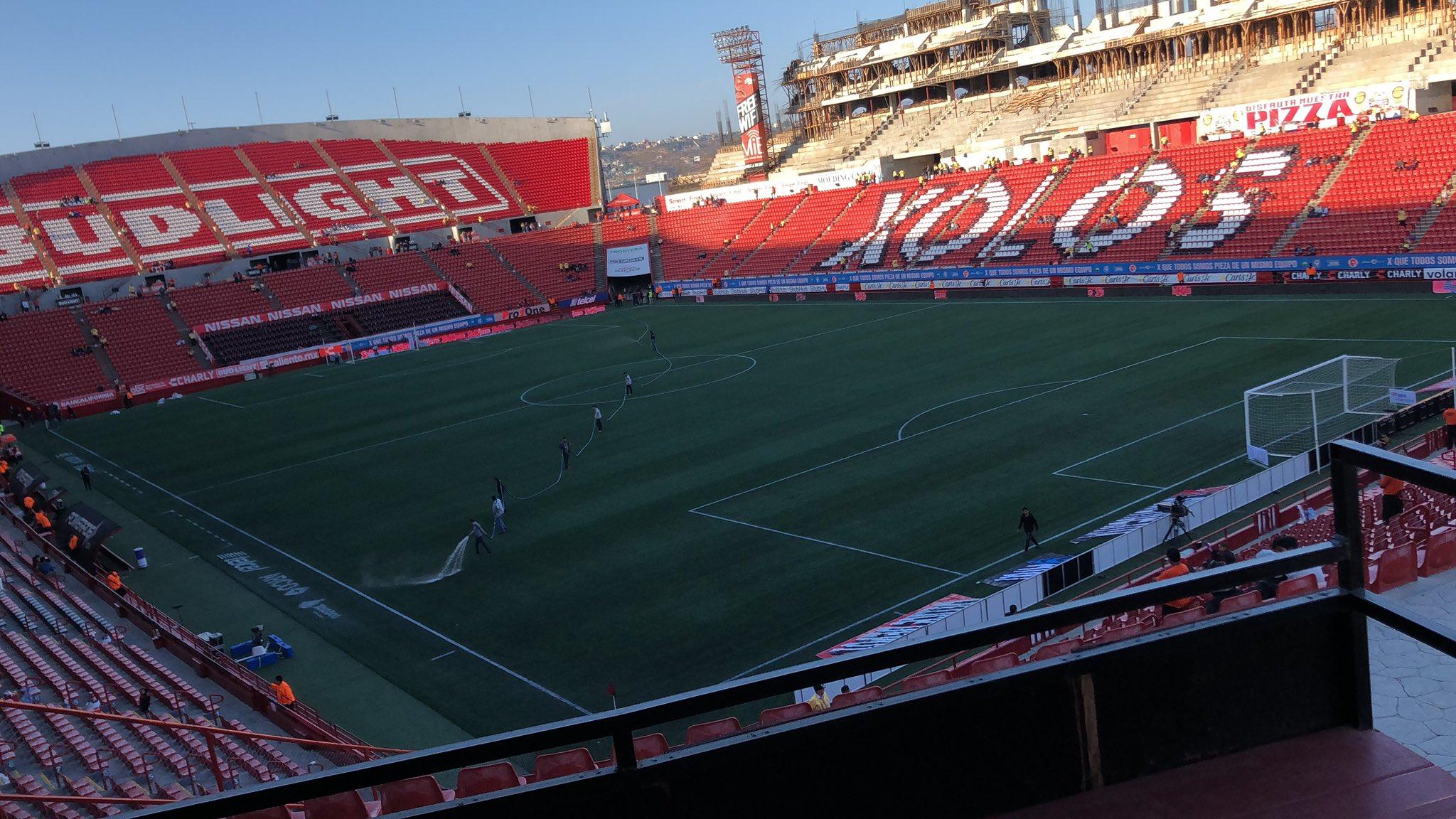 Lobos BUAP gano 2-1 al Tijuana Jornada 15 Liga MX 2019