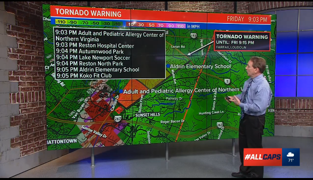 Reston Hospital, Aldrin Elementary -- if you live near these landmarks, seek shelter NOW! More on @wusa9 &amp;  http:// wusa9.com/weather  &nbsp;   #wusa9weather <br>http://pic.twitter.com/g83tAySGPp