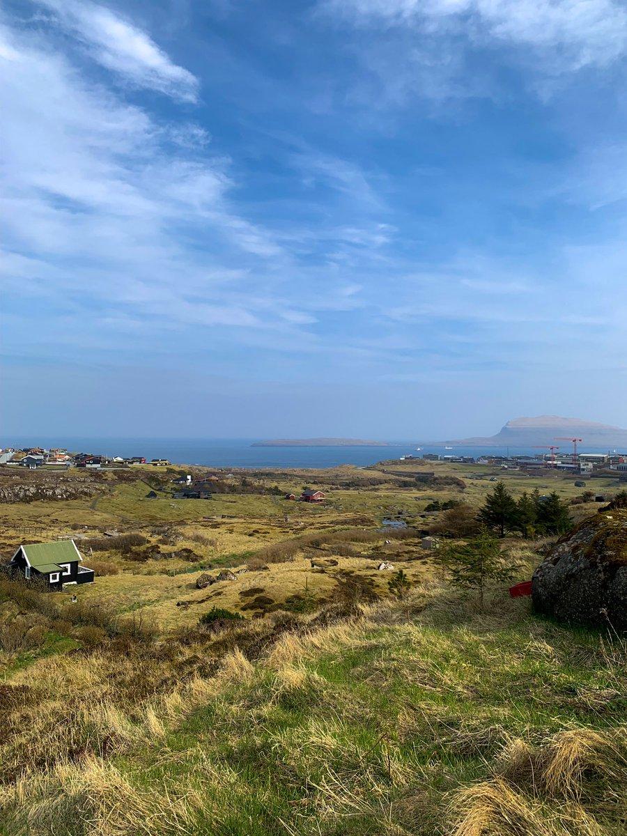 💚🇫🇴 #ShotoniPhone #iPhoneXsMax #Apple #iPhone #iPhonePhotography #Føroyar #FaroeIslands #Nature #Torshavn @Apple