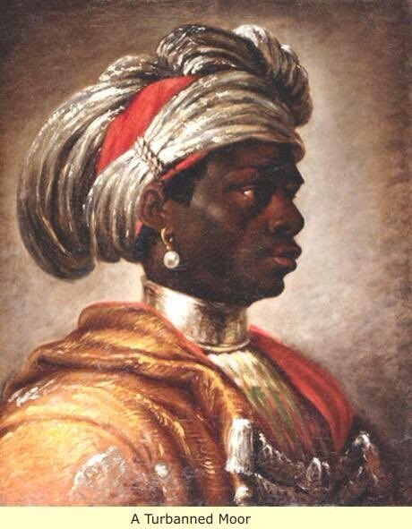 """You can't tell me my people haven't been fly 😂🤚🏽 y'all just now getting hip we been knew.   For the people who want to know more about the Moors fashion history there is a book by Angela Taylor called """"Majestic Moors: African Moors in Europe"""" you'd love it 😘"""