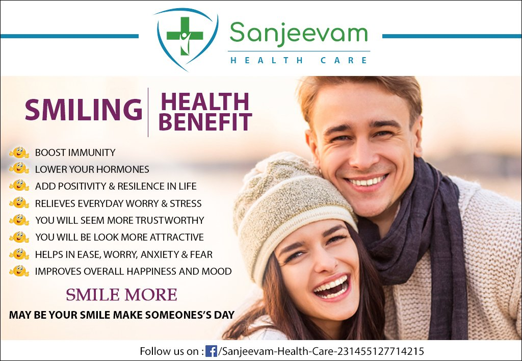 #SaturdayMotivation #SaturdayThoughts #Smile #livelovelaugh #PositiveVibes #positivity  One of the #easiest and #simple ways to #boost your #health, your #mood, your #longevity, and even your #success is to #SMILE.