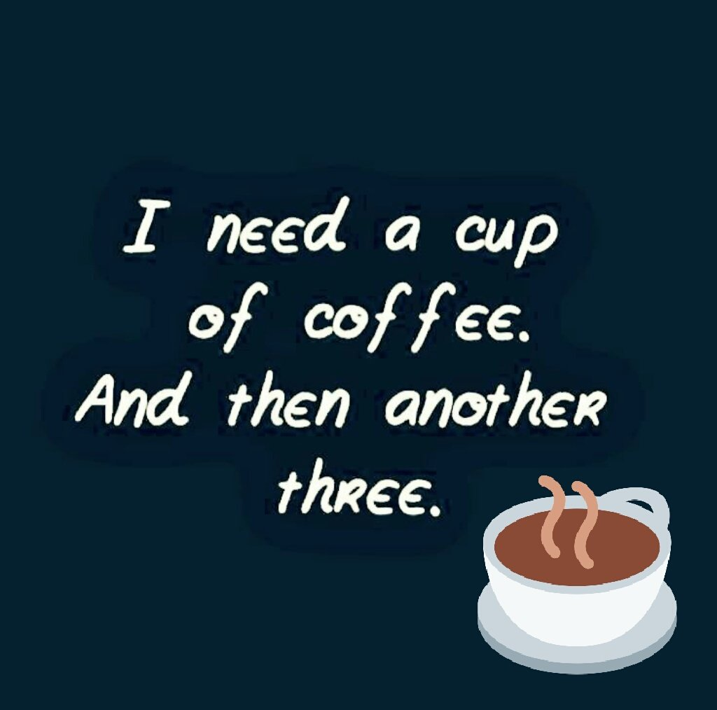 In need of #Caffeine ahead of another very busy day!!