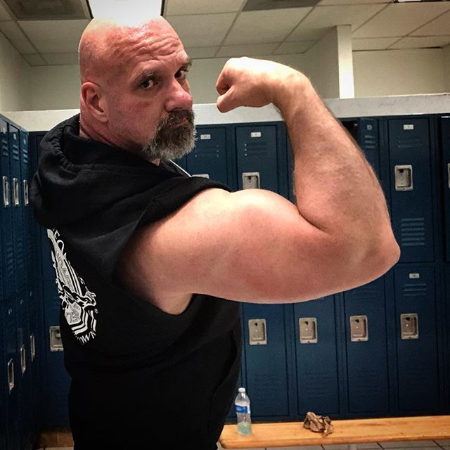 #biceps #motivation #workout #gym #  #fitness #bodybuildinglifestyle #bodybuilding motivation #muscledaddy #jacked #fitfam #nrбодибилдинг #musclemass #muscleguy #musclemen #beastmode #musclepump was #lamusculation #dilf  #Übung #Muskel #gymaholic #muscle… http://bit.ly/2vblXSN