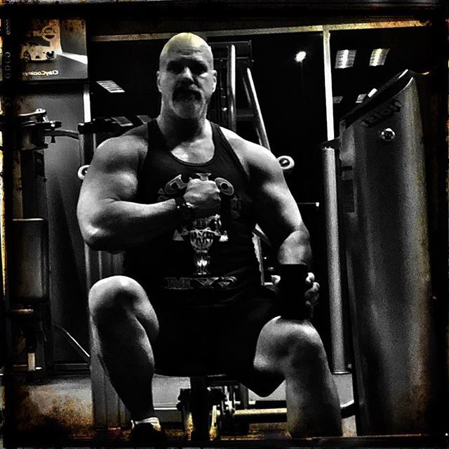 Blasted Arms tonight. New goal - 22 inches. #motivation #workout #gym #  #fitness #bodybuildinglifestyle #bodybuilding motivation #muscledaddy #jacked #fitfam #nrбодибилдинг #musclemass #muscleguy #musclemen #beastmode #musclepump was #lamusculation #dil… http://bit.ly/2PizvFr
