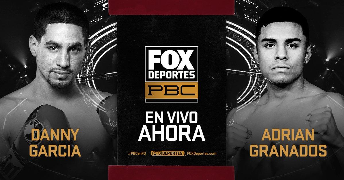 ¡Momento de la acción! #PBCenFD presenta: @DannySwift vs @ELTigreAG. Pelea estelar de @premierboxing en #FOXDeportes con las voces de @AdrianGarciaMqz, @JessiLosadaTV y @MottaJaime.   Síguelo en #FOXSportsGO: http://bit.ly/BXB-PBC  @WBCBoxing