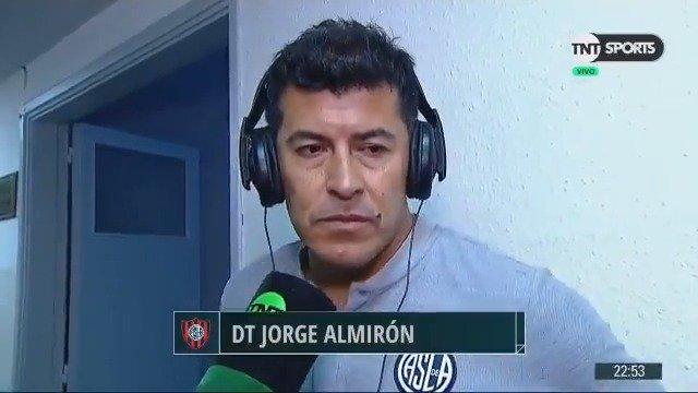 TNT Sports LA's photo on Almiron