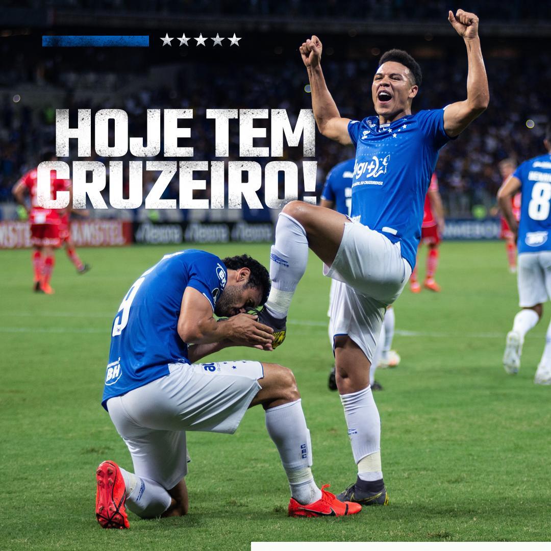 Cruzeiro Esporte Clube's photo on Vamos Cruzeiro
