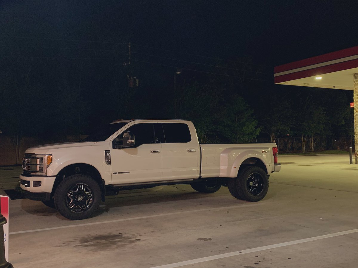 So cool being proud to drive around a cool looking truck for once