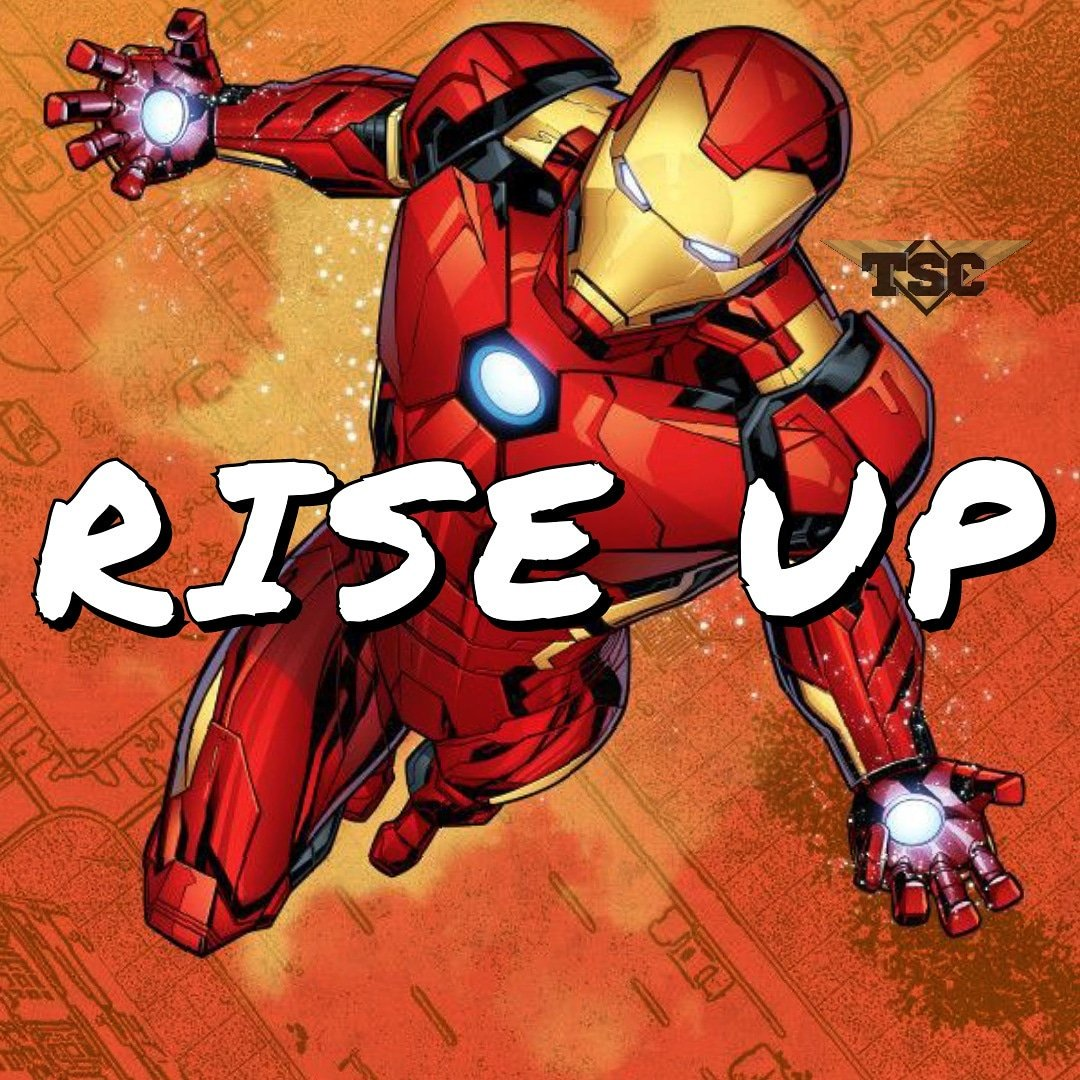 You have worked so hard to get to this point! Now show us what you got!  This is your chance to #riseupheros  Are you ready for #avengersendgame?! I know #ironman is!  #Avengers #RobertDowneyJr #marvelcomics #ballislife #nba #basketballcoach #riseup