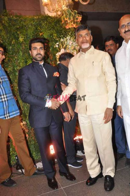 Happy birthday to our beloved CM garu from Ram Charan fans