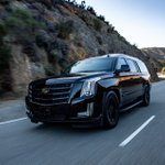 Image for the Tweet beginning: This $350,000 Cadillac Escalade is