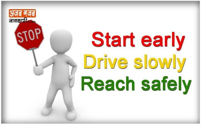 Start early, drive slowly and arrive safely #EasterWithStega
