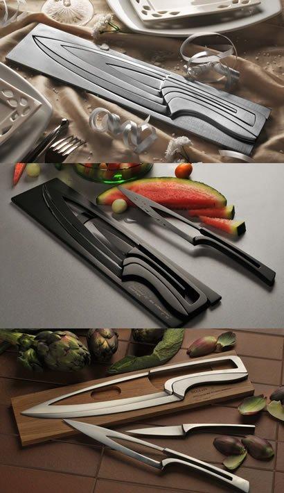 RT @ttr_cocktail: 日常生活の中に芸術を。 『Deglon meeting knife set』は4つの包丁が入れ子になっているナイフセットで、フィボナッチ数列に基づいてデザインされています。 https://t.co/62SwBO7EWU