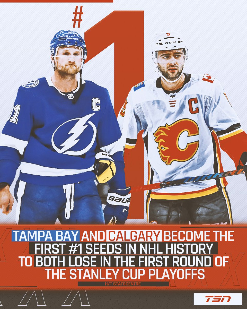 The two #1 seeds went a combined 1-8 in the playoffs