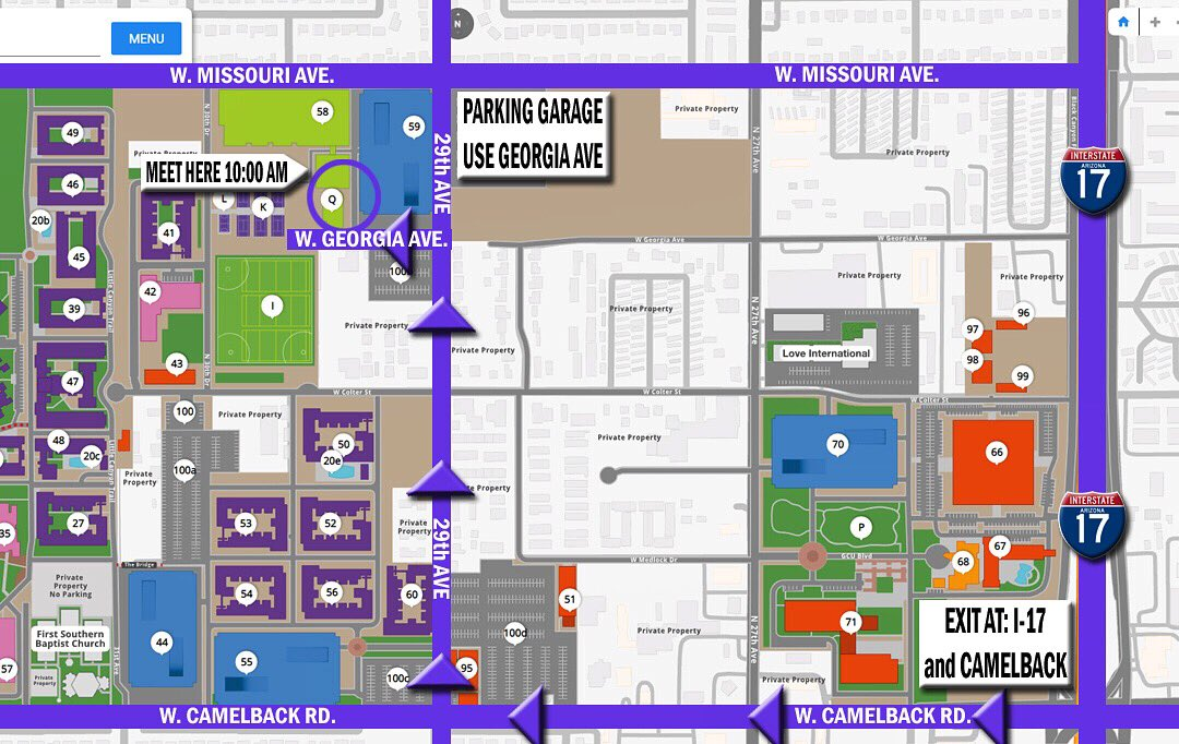 Media Tweets by GCU D1 Men's Hockey (@GCUD1Hockey) | Twitter on asu map, grand canyon university arena map, gcc map, aac map, uca map, phoenix college campus map, ccc map, grand canyon university location map, nau map, moorpark college map, ucc map, ccu map, georgia state university buildings map, east carolina university campus map, puerto natales chile map, grand canyon university az map, cerritos college falcon square map,