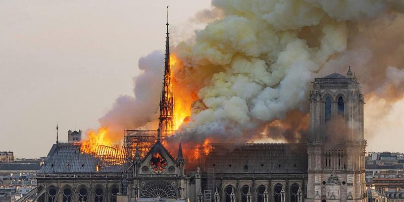 Tim Nash's photo on Notre-Dame