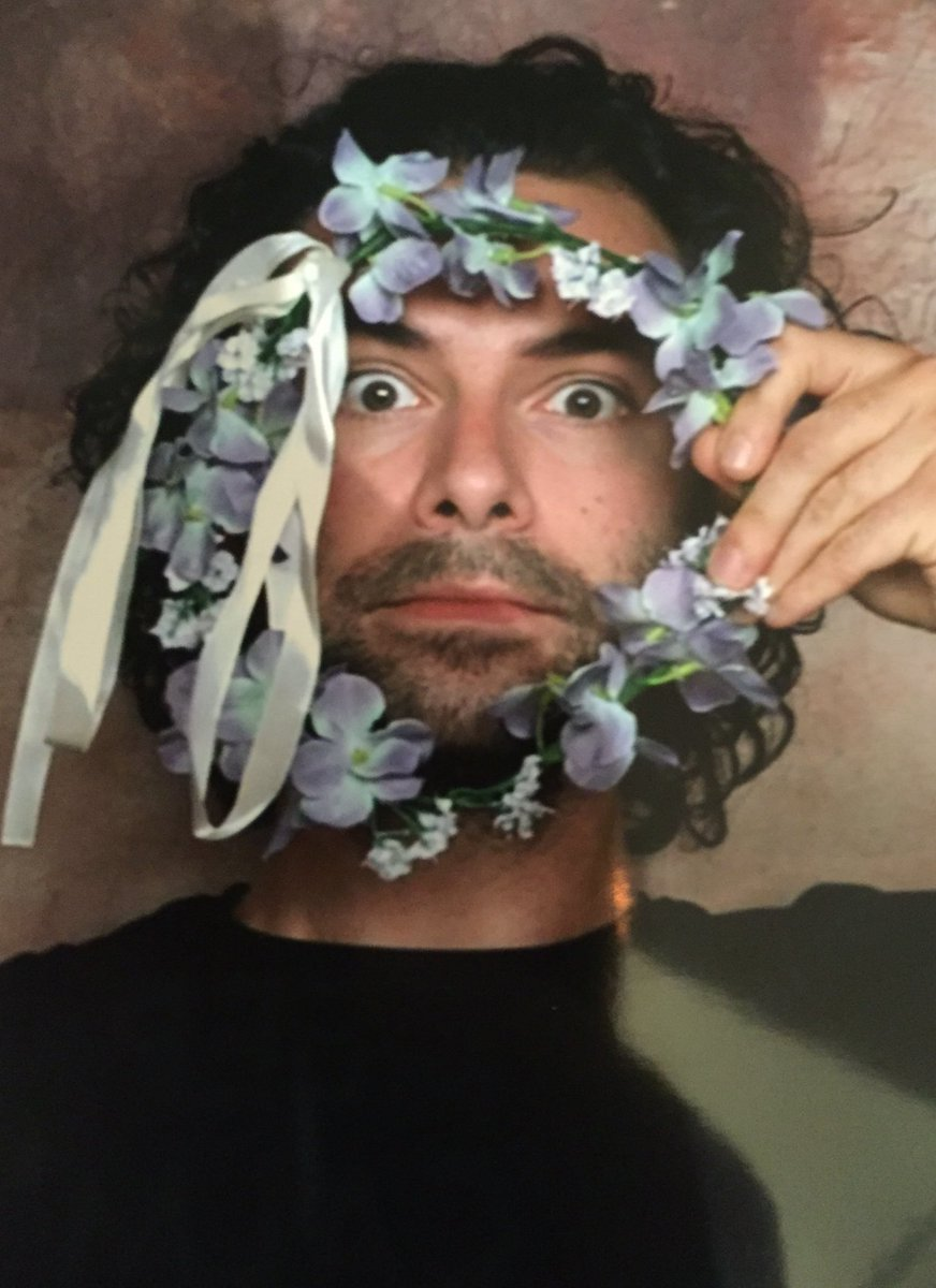 Thought y&#39;all would like some humour for the day of boyo and friends!! &quot;Hoppy Easter&quot;!! #AidanTurner #AidanCrew <br>http://pic.twitter.com/MA7om4RxqS