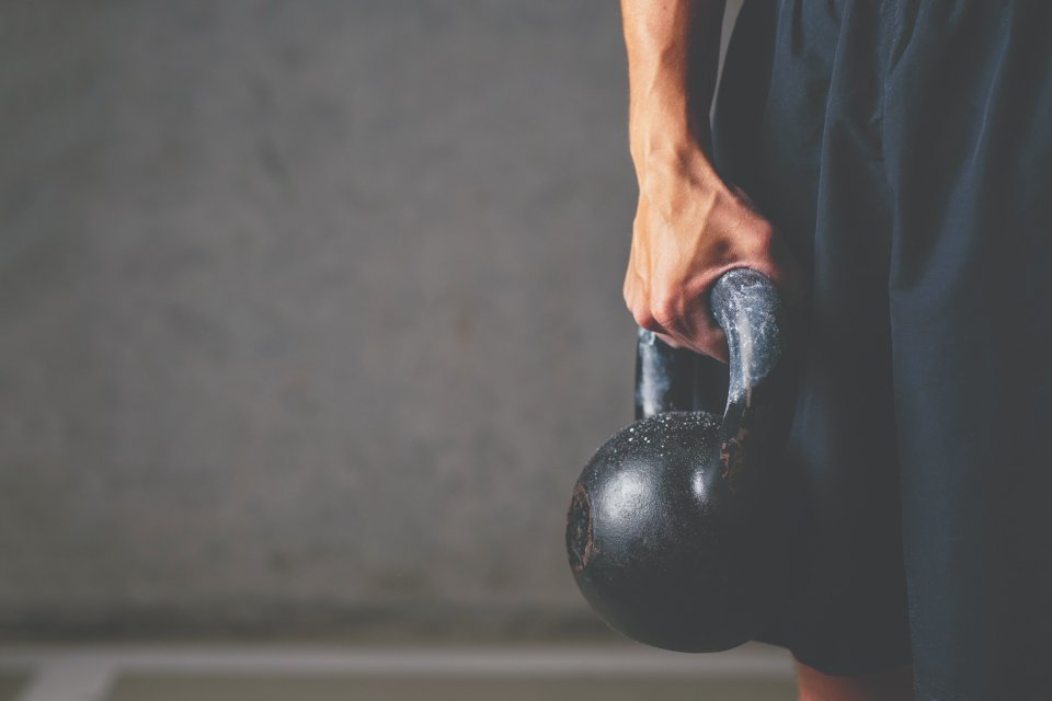 Kettlebell as a workout instrument is essential for every home gym
