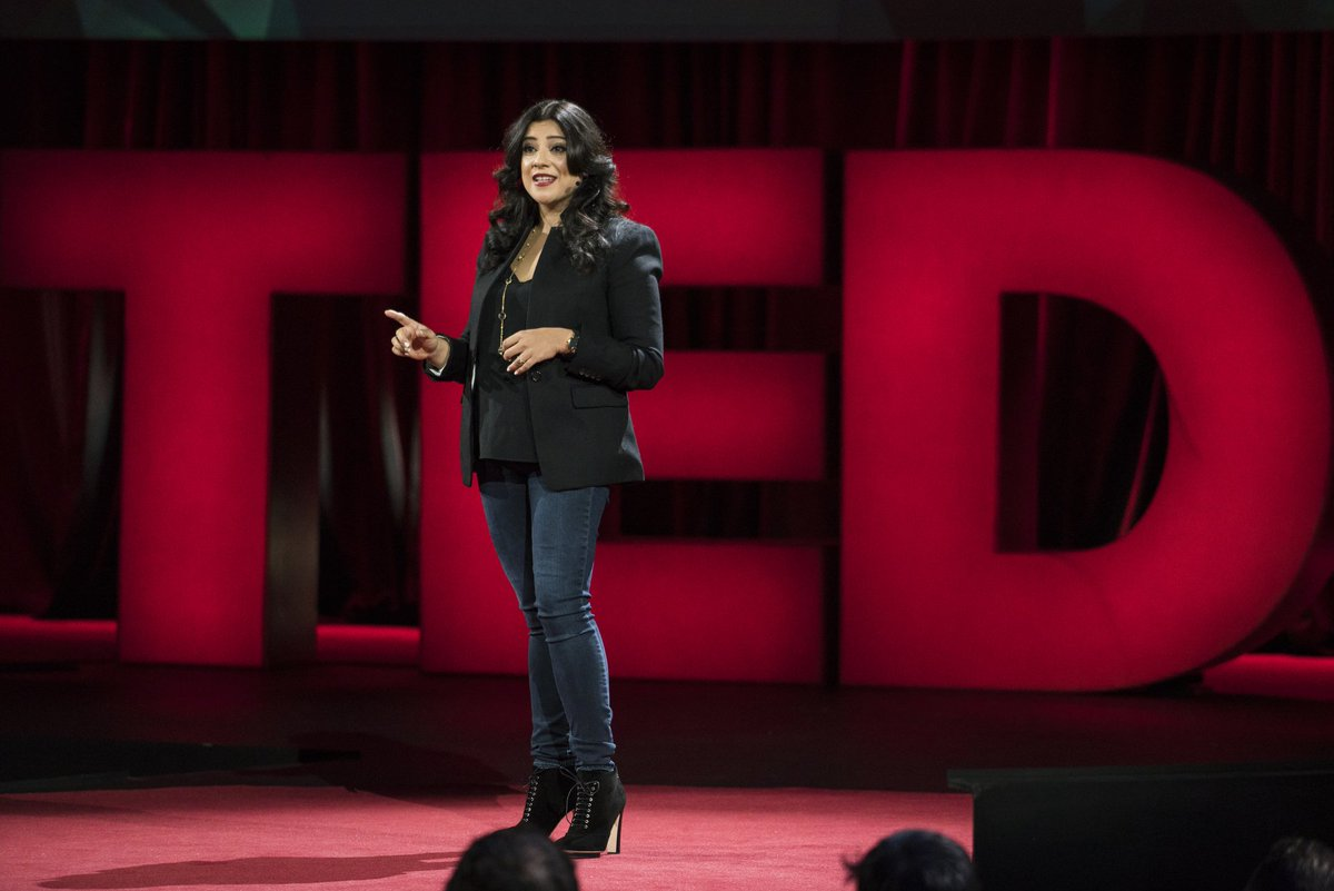 Reshma Saujani, the founder of 'Girls Who Code', is urging society to start teaching girls to take risks and learn to program. https://www.rs-online.com/designspark/teach-girls-bravery-not-perfection… #BalanceForBetter
