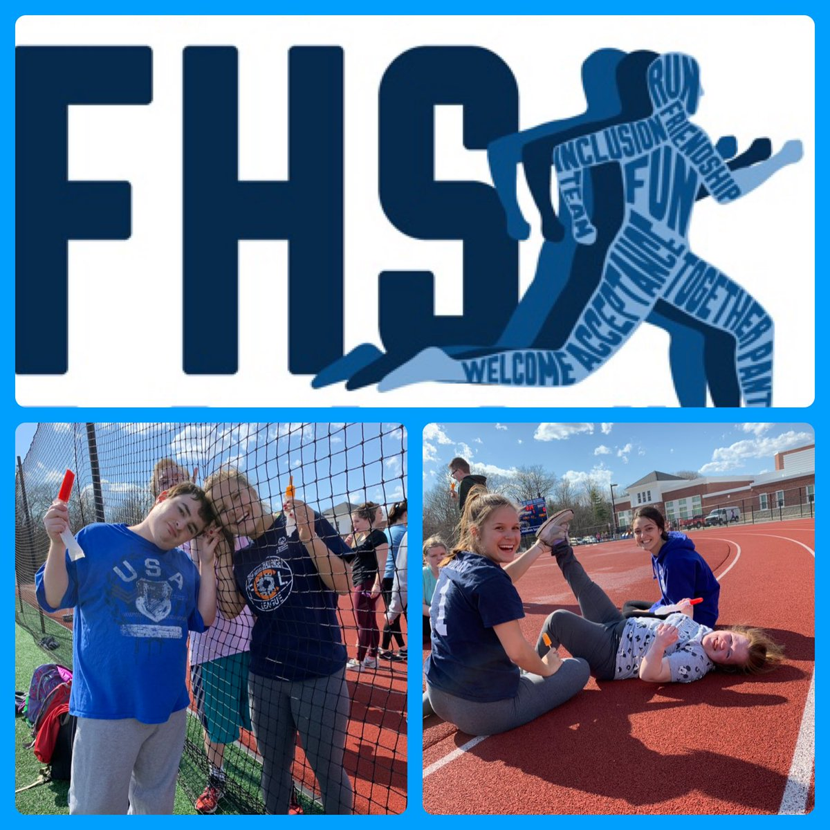 FHS Unified Track meet scheduled for April 25