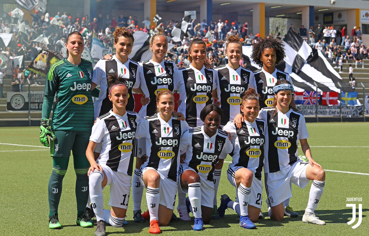 46'⎮Second half is underway. Let's wrap it up, ladies! ⚫️⚪️💪  #VeronaJuve (0-1) #JuventusWomen #ForzaJuve