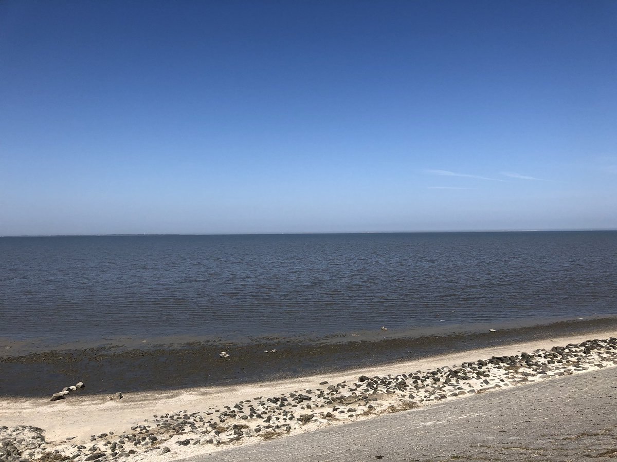 Da ist die Nordsee 🥰 endlich ☺️ #nordsee – at Nordseebad Carolinensiel- Harlesiel der Stadt Wittmund