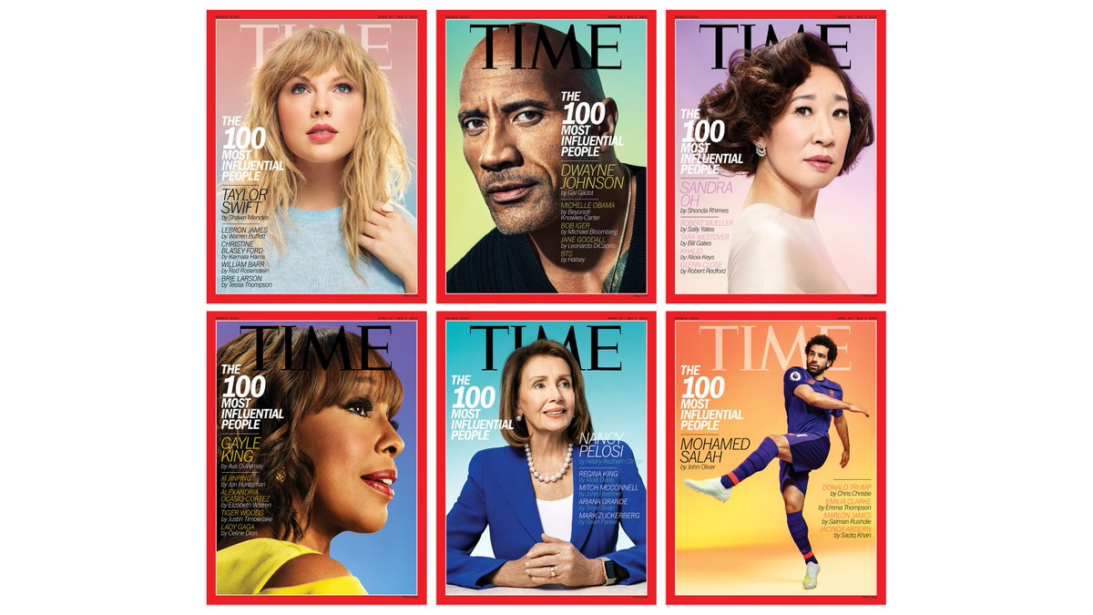 """""""What I want to try to do is find a visual approach that really celebrates them and really captures their energy"""" #TIME100 http://mag.time.com/vAr6t64"""