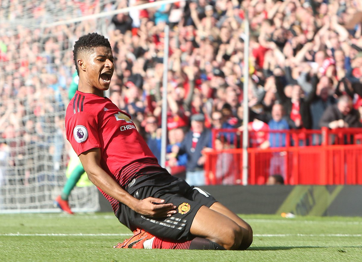 Huge congrats to @MarcusRashford, who has been nominated for the @PFA Young Player of the Year award!   Born and bred 👊