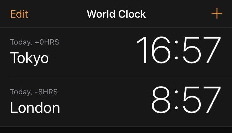 バッキンガム宮殿が庭師募集してるって聞いて本気で転職考えてたらこの時間だよ 体内時計だけイギリス標準時じゃん