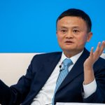 Image for the Tweet beginning: Jack Ma endorses China's controversial